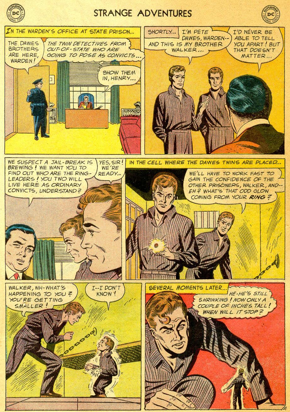 Strange Adventures (1950) issue 81 - Page 4