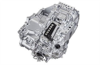 Toyota 2 Liter Hybrid System