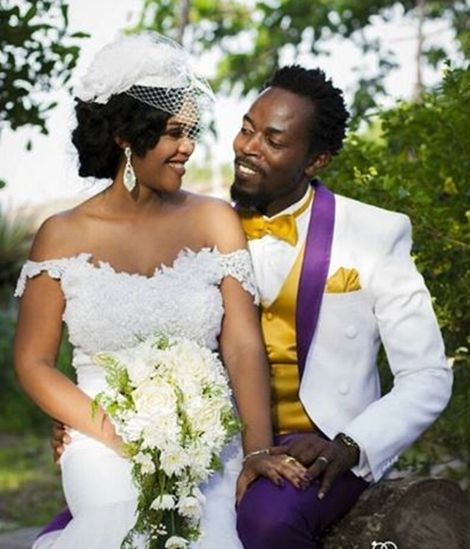 Kwaw Kese and Wife Welcome Baby Girl
