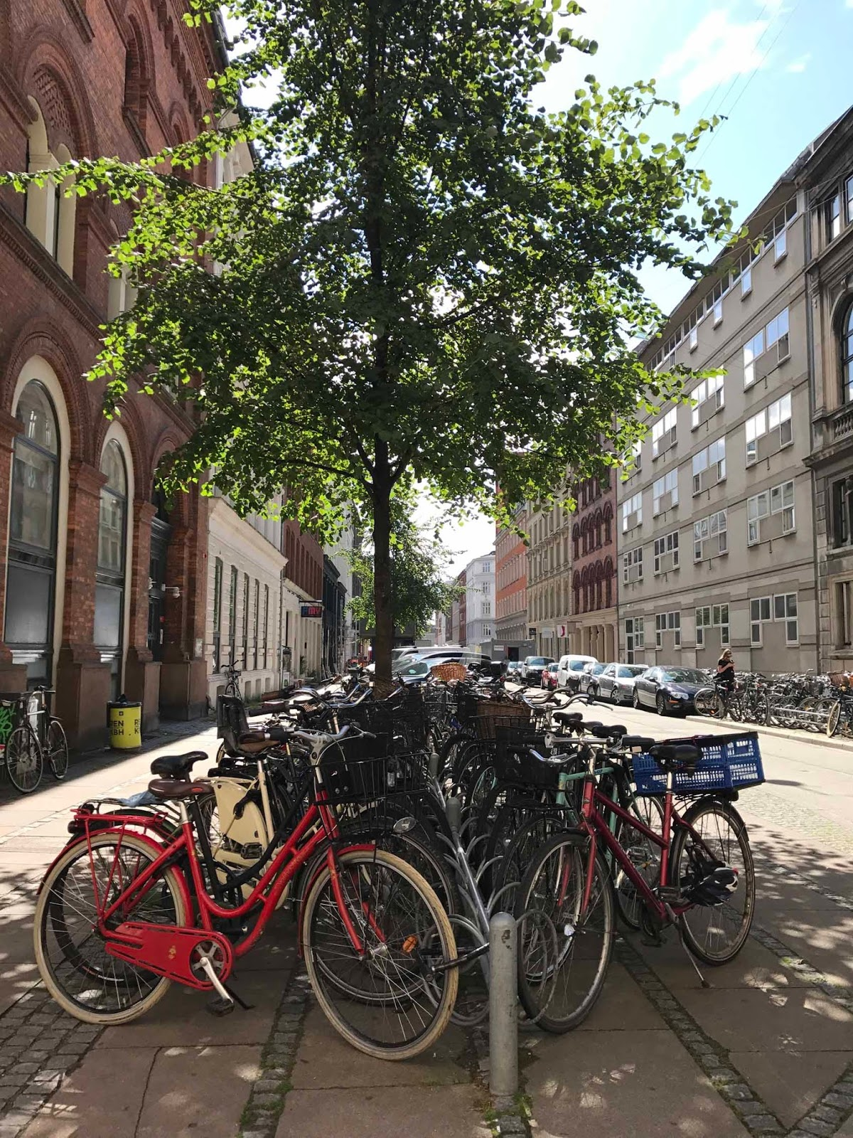 Pyöräparkki