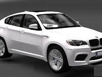 Mod BMW X6 New Version Euro Truck Simulator 2