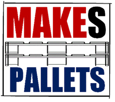 MAKES PALLETS