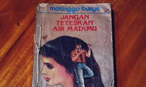 Motinggo Boesje Sang Penulis Novel Tujuh Manusia Harimau