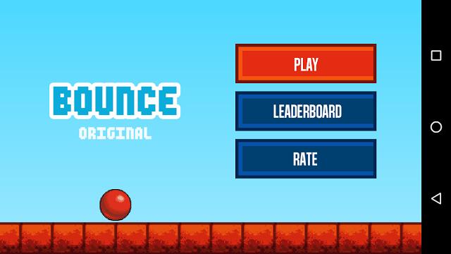 Nokia Bounce Oyunu - Androıd