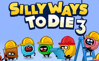 Play Free Silly Ways to Die 3 Puzzle Online Games