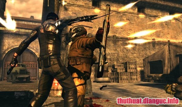Download Game Dark Sector full key