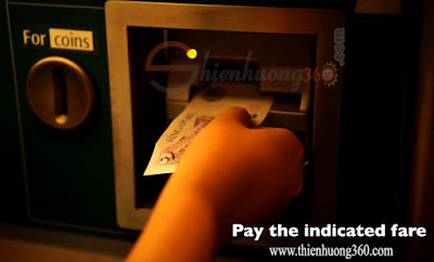 Nạp tiền mua thẻ Standard Ticket Singapore