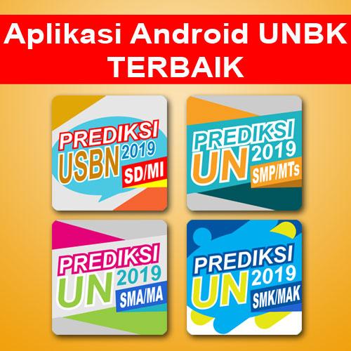 Aplikasi Android Prediksi UN SD SMP SMA SMK Terbaik