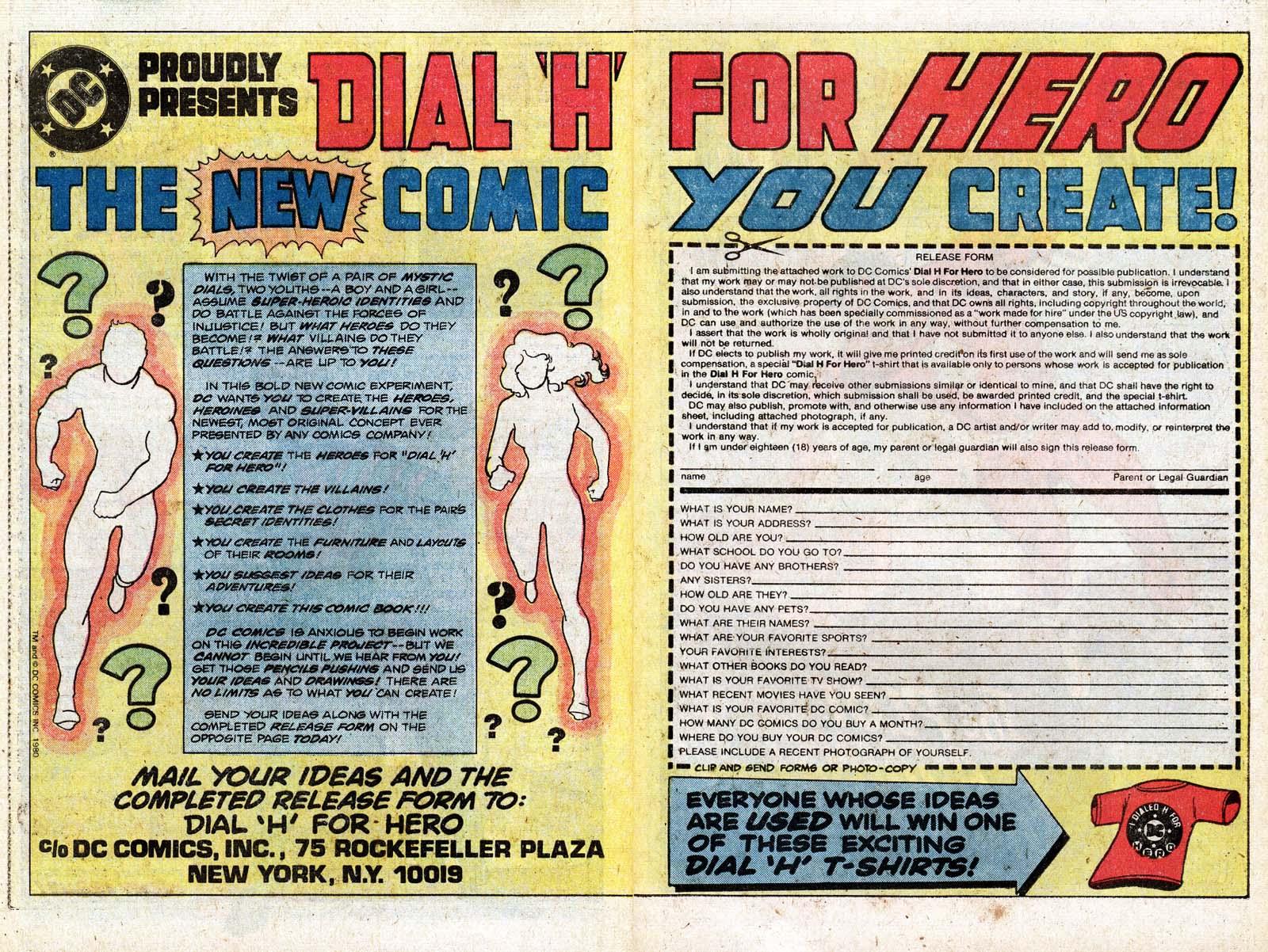 Read online World's Finest Comics comic -  Issue #265 - 54