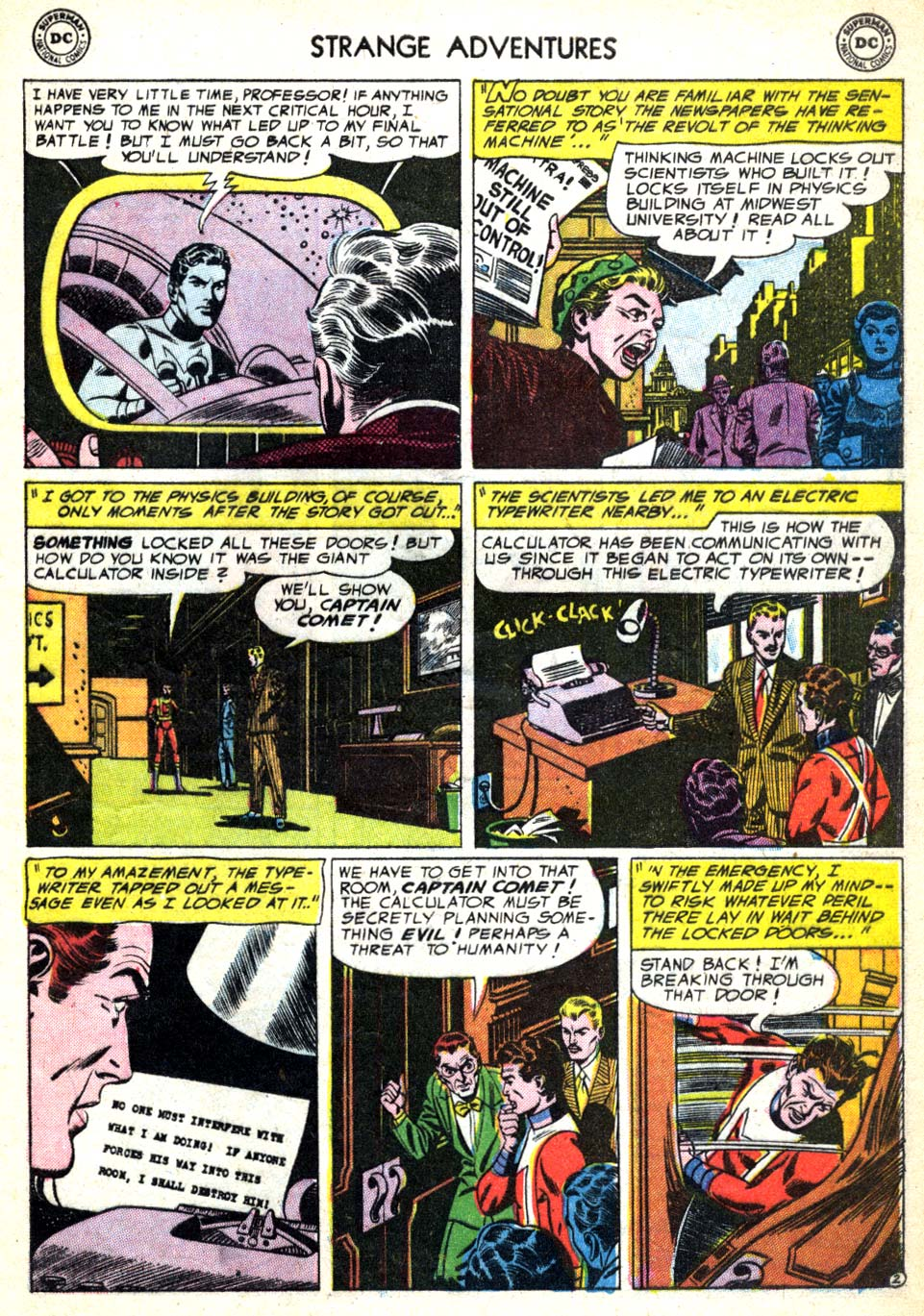 Strange Adventures (1950) issue 49 - Page 29