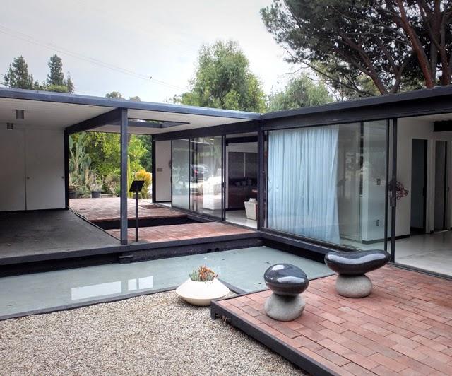 Pierre Koenig The Bailey House