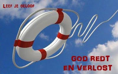 Leef je geloof: God redt en verlost, Hillie Snoeijer