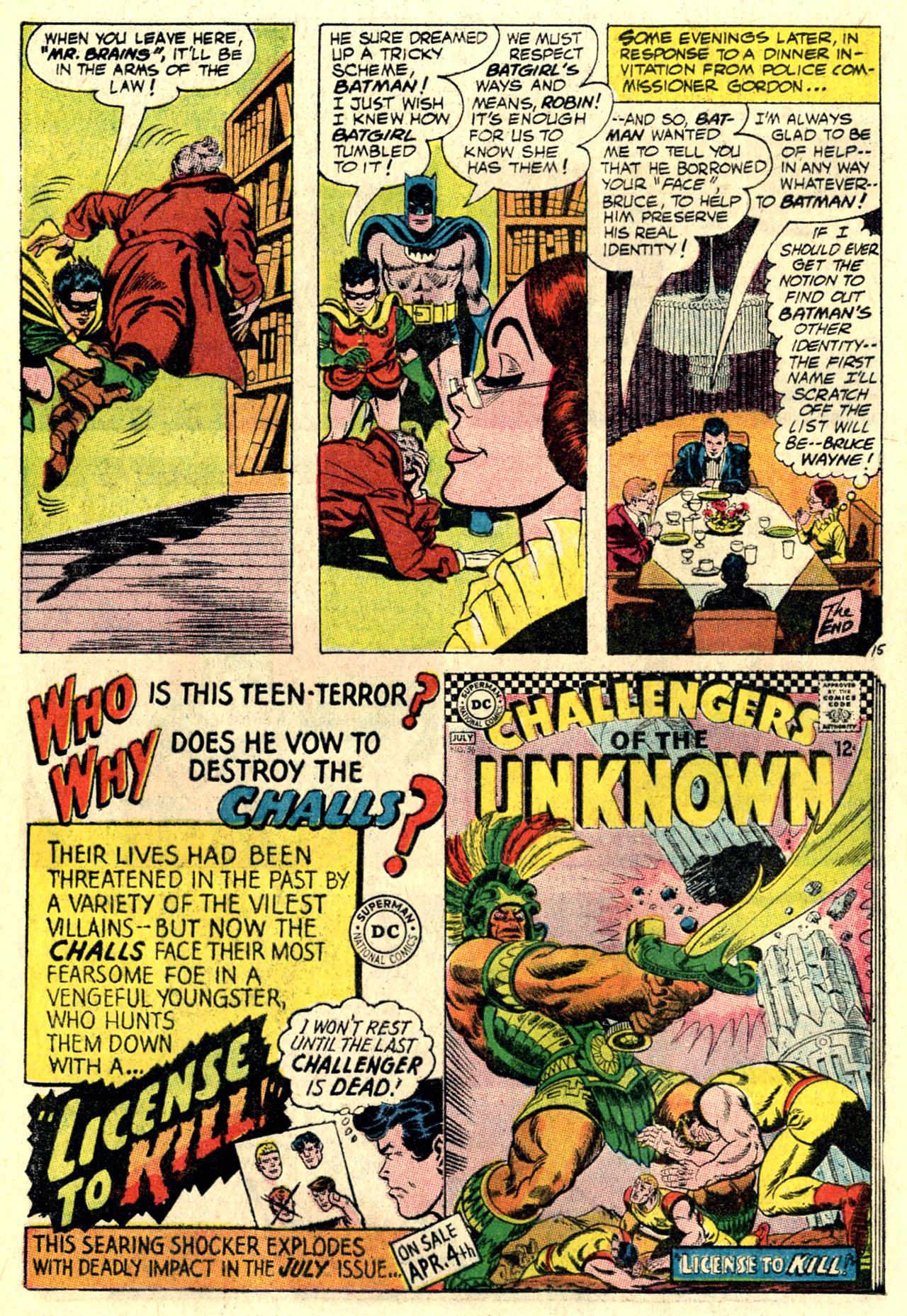 Detective Comics (1937) 363 Page 19