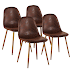 VECELO Dining Side Chairs