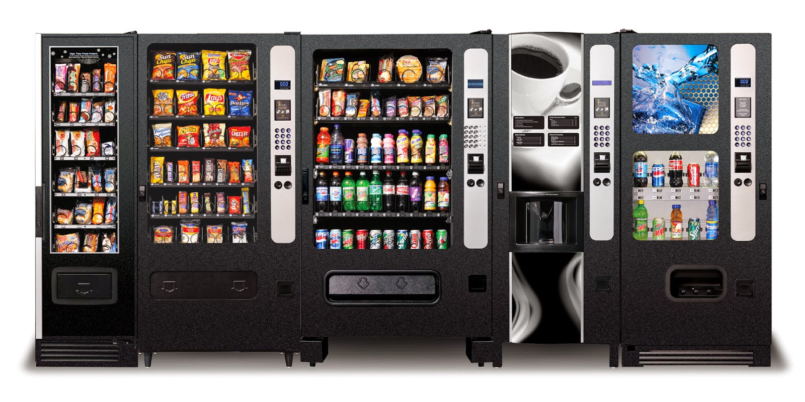 How to hack vending machine? How to get free drink from vending