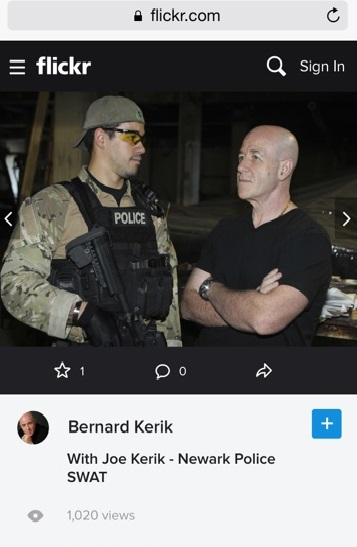 "Felon Bernard Kerik hates the FEDS and ""not worried about"" DC Cop turning to ISIS"