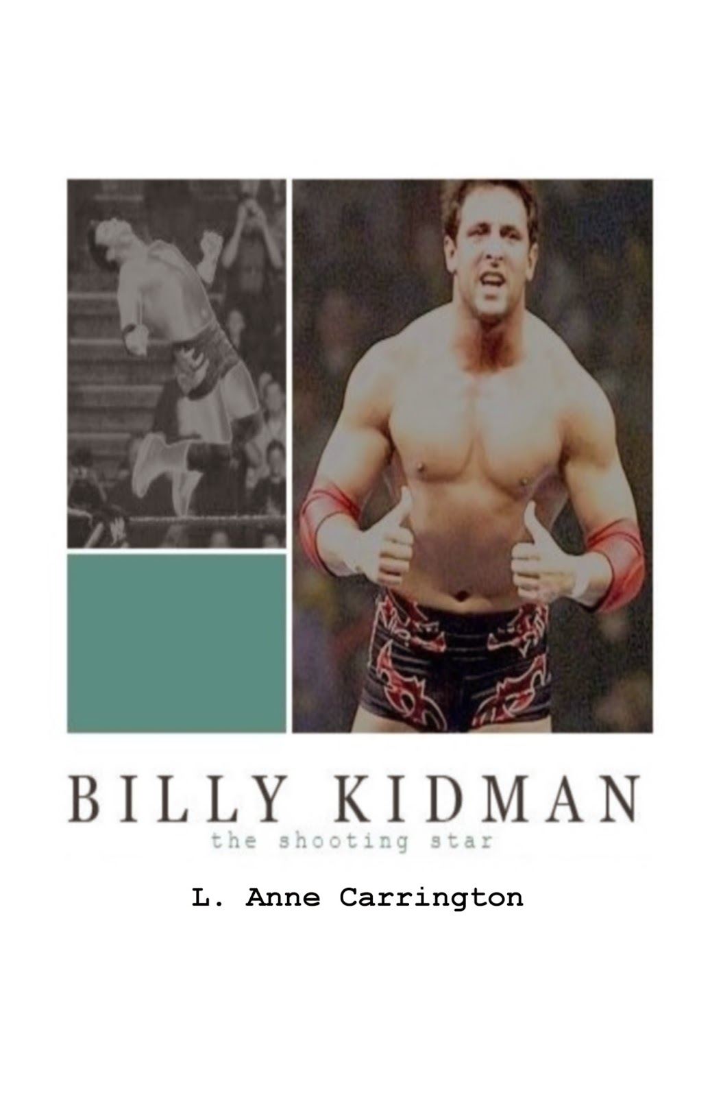 http://www.amazon.com/Billy-Kidman-Shooting-Anne-Carrington-ebook/dp/B00IPW616C/ref=la_B0055STQL6_1_1?s=books&ie=UTF8&qid=1399920440&sr=1-1