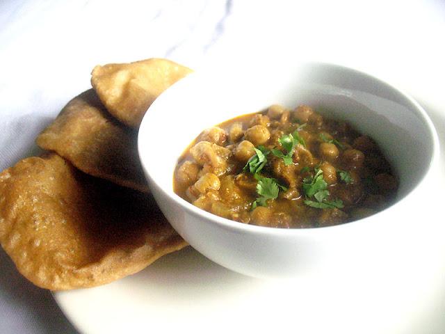 Punjabi Chole Masala (Chana Masala)