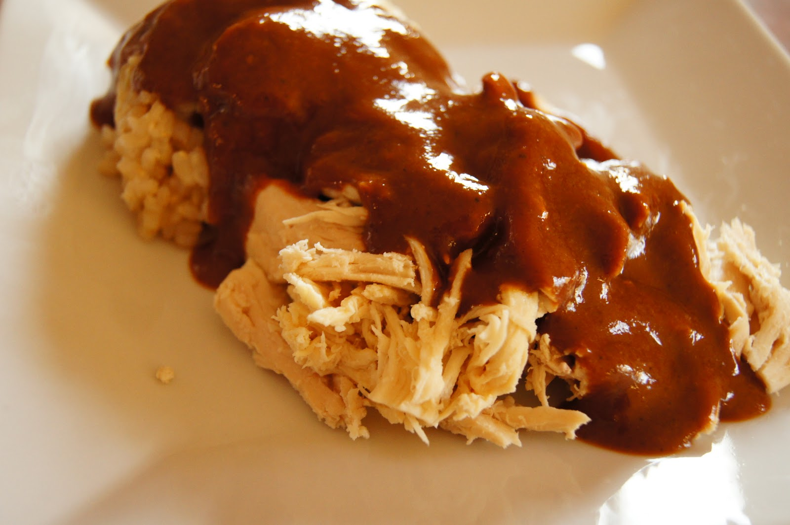 Chicken en Mole