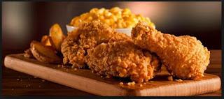 Resep Ayam Goreng ala KFC Super Renyah