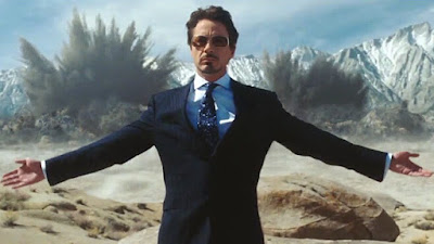 Tony Stark-Robert Downey Jr