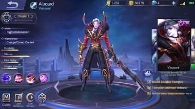 Skin Starlight Alucard Mobile Legends: Bang Bang Indonesia