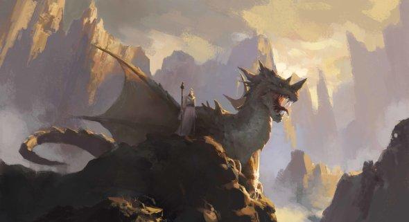 Senfeng Chen artstation arte ilustrações fantasia games