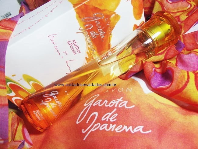 Perfume Garota de Ipanema Avon