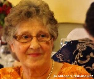 Misionera Birgitta Almby en Pakistán