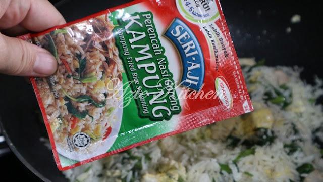 Nasi Goreng Kampung Sedap dan Mudah