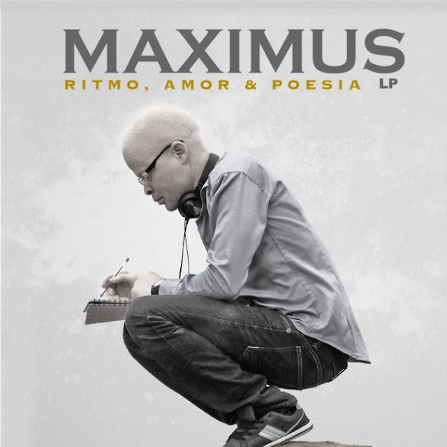 """O rapper angolano Maximus lança o EP """"Ritmo, Amor & Poesia"""""""