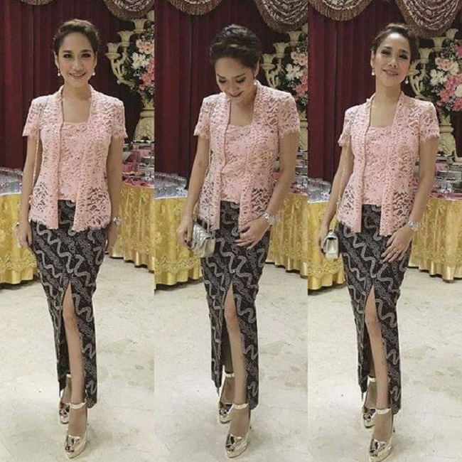 Model Kebaya Unik Dan Simple