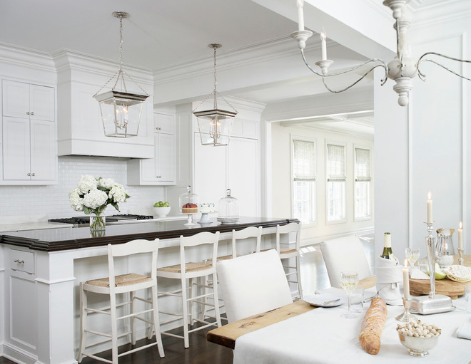 Simplifying Remodeling: Kitchen Confidential: Painted Vs