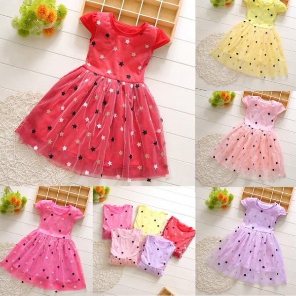 NEW Fashion Princess Dresses Cute Clothes Summer Hot