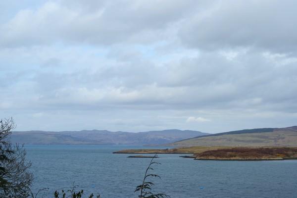 écosse highlands île mull tobermory randonnée aros park