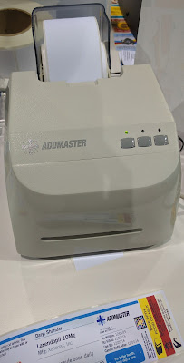 Addmaster Color Label Printer