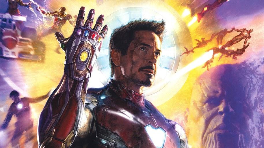 Iron Man Infinity Stones Tony Stark Avengers 4k Wallpaper 7379