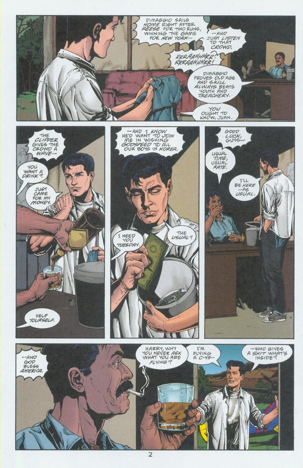 Read online American Century comic -  Issue #2 - 3