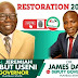 PDP Plateau endorses Dr. James Dalok as Sen. J.T Useni's Running Mate*