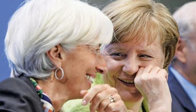 Ομολογία των Γερμανών: Η τρόικα μετέτρεψε τις χώρες σε πειραματόζωα!