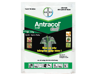 Thuốc trừ bệnh Antracol