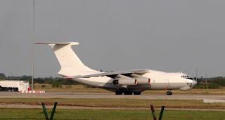 Antonov cargo plane