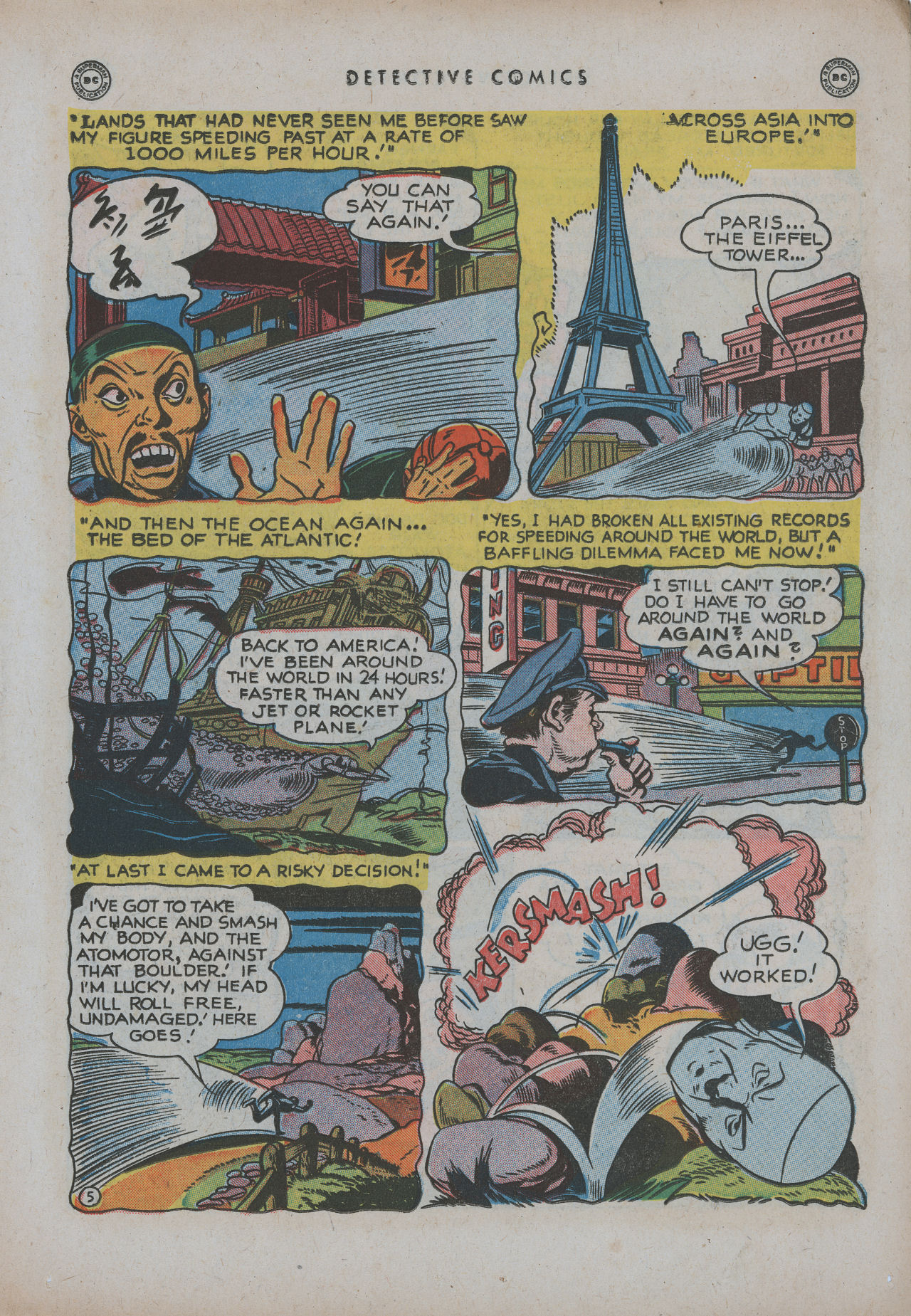 Detective Comics (1937) 151 Page 20