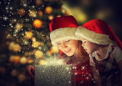 atraer dinero, riqueza, abundancia, navidad