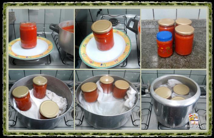 Molho de tomate básico 6