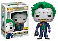 Funko Pop! DC Bombshells The Joker With Kisses