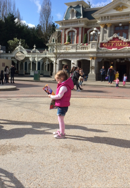 Euro Disney, Paris