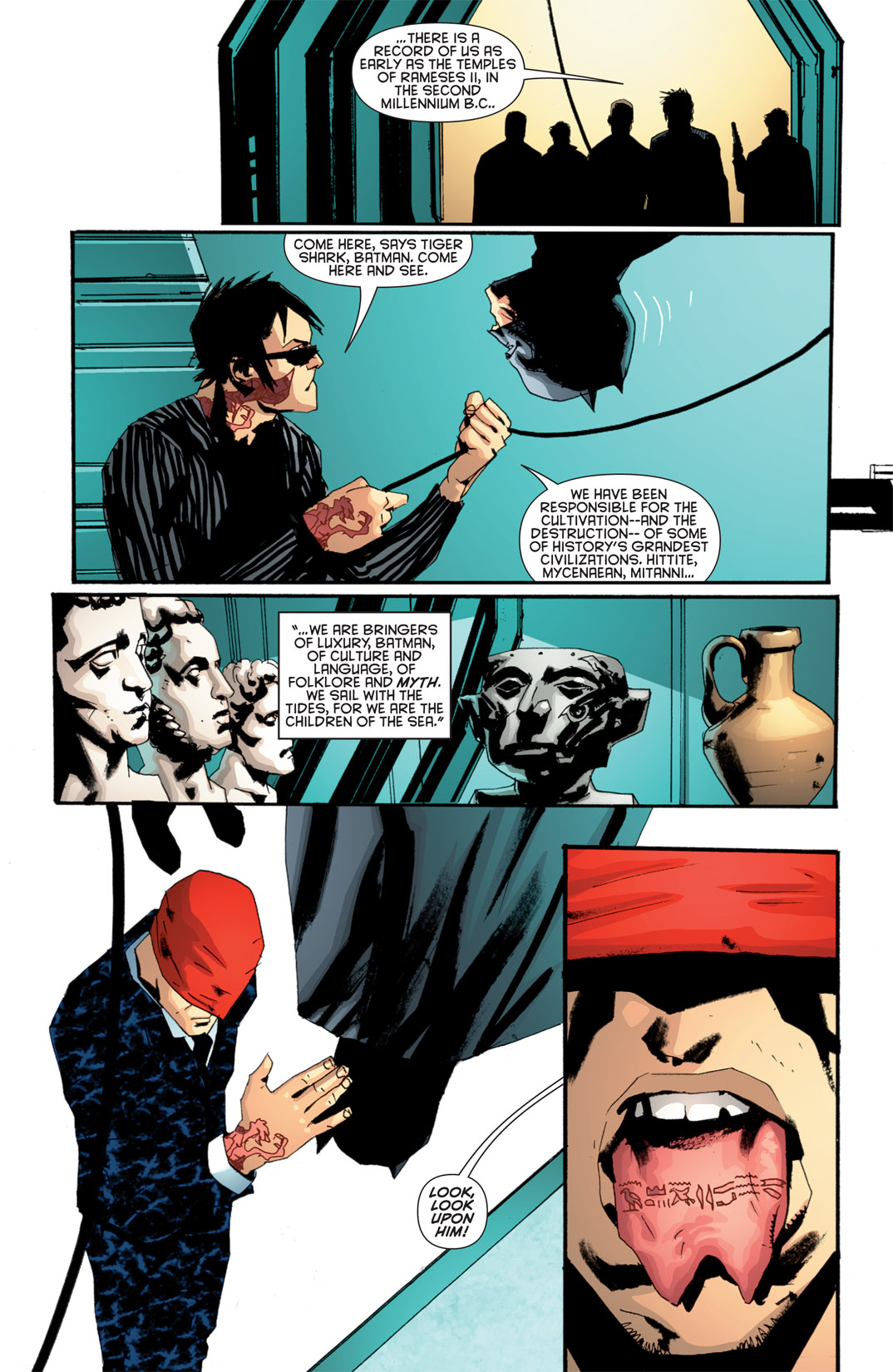 Detective Comics (1937) 878 Page 5