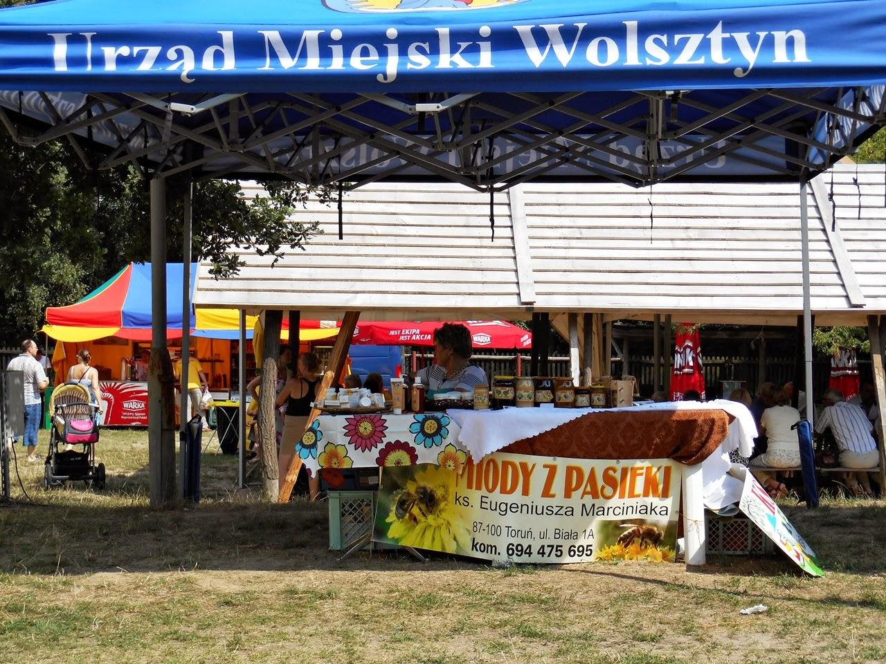 Skansen w Wolsztynie