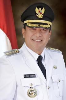 Profil Walikota Tasikmalaya Budi Budiman